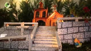 Presépios movimentados em Santa Leocádia de Briteiros e Infantas