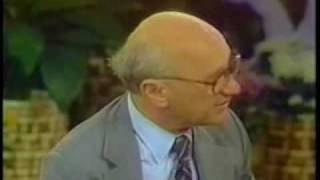 Milton Friedman - Freedom vs. Fairness