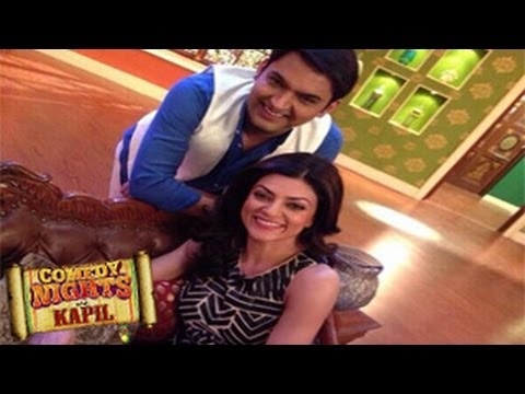 Sushmita Sen On Comedy Nights With Kapil 4th May 2014 Episode video
