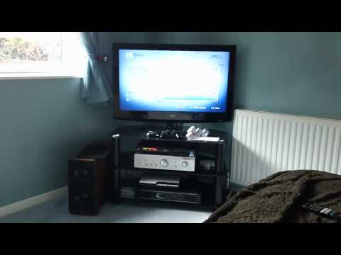 q acoustics 2020 + 2070 stereo system