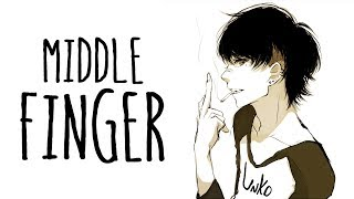 Download Lagu Nightcore - Middle Finger Gratis STAFABAND