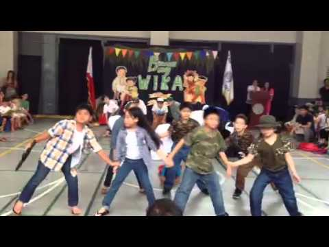 Buwan ng Wika at St Mary of the Woods School - 08/30/2014