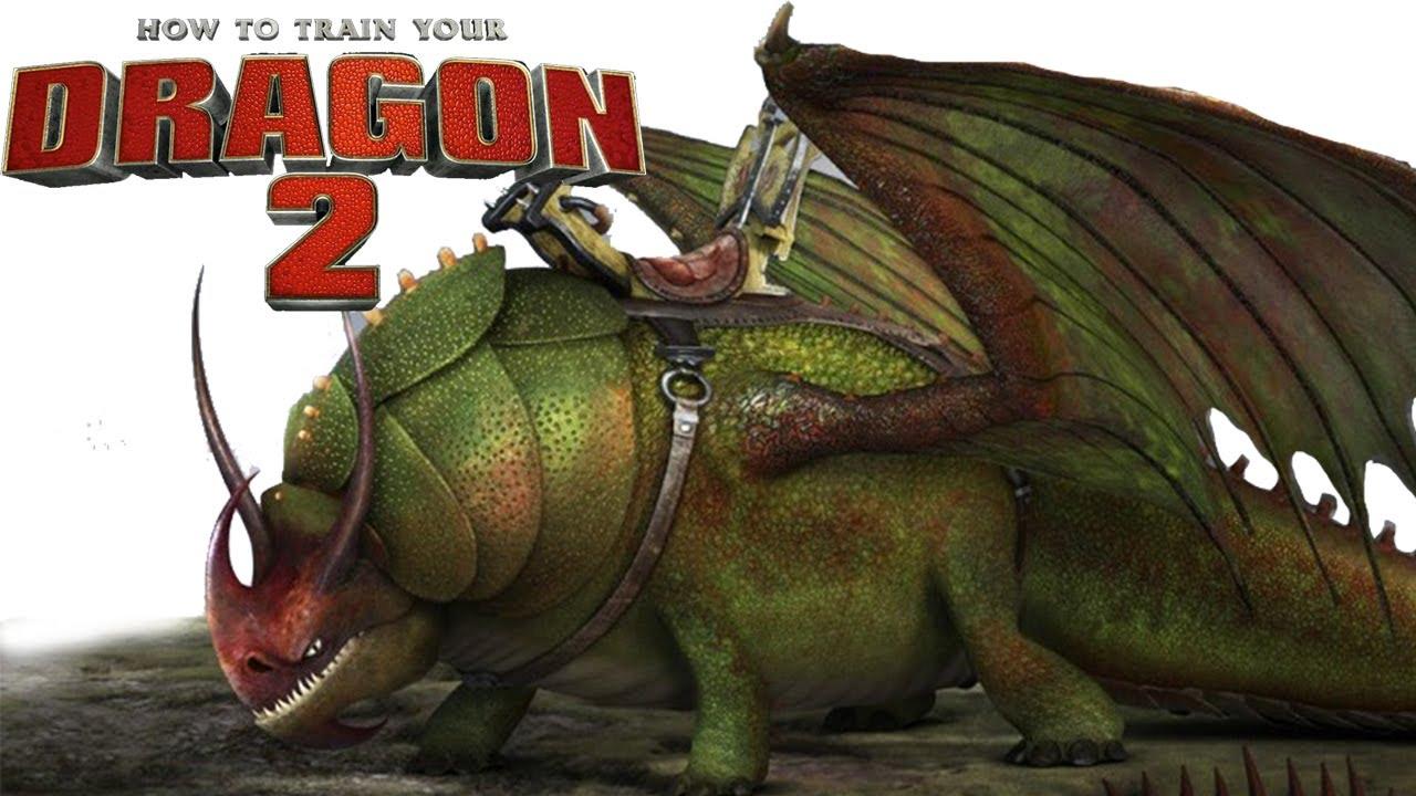 How To Train Your Dragon 2 - Skullcrusher & Stoick (SECRET ...