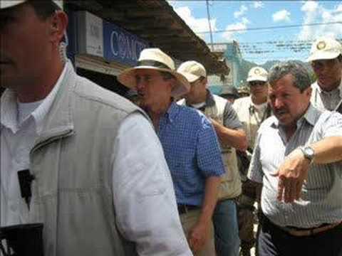 PLANADAS TOLIMA COLOMBIA, URIBE POR LAS CALLES