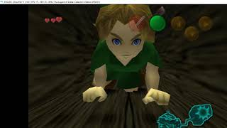 Legend of Zelda: The Ocarina of Time W/ HD Textures (1)