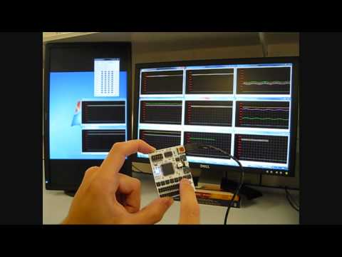 32 Channel Oscilloscope & Data Logger (open source)