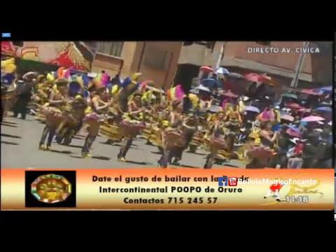 Carnaval de Oruro 2014 - Morenada Central
