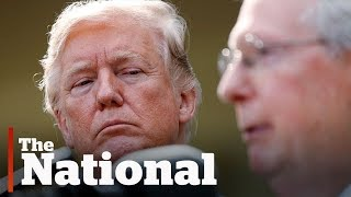 Is Trump's White House unravelling? | Washington Watch