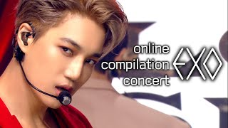 Download lagu [ Online Compilation Concert #3 ] #EXO | SINCE 2012 ~ 2021