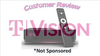 TVision Home/ T-Mobile Cable review