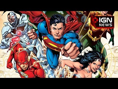 News: Justice League Movie Confirmed with Zack Snyder as Director