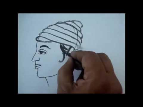 How To Draw Shivaji Maharaj video