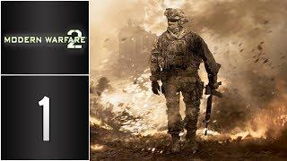 Call of Duty Modern Warfare 2 - Walkthrough Part 1 - (PC) [1080p60fps]