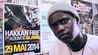 Interview Balvada par Abass Seck (artistik)