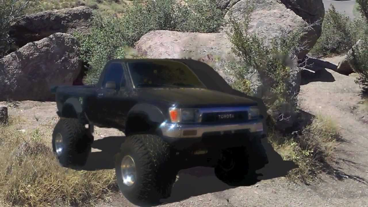 Maxresdefault on 94 Toyota Pickup 4x4