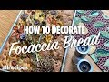 How to Decorate Focaccia Bread Like a Work of Art | You Can Cook That | Allrecipes.com