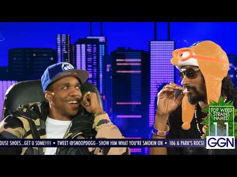 Snoop Dogg & Currensy Talk About The Best Weed Strains! (GGN News Season 3 Episode 19)