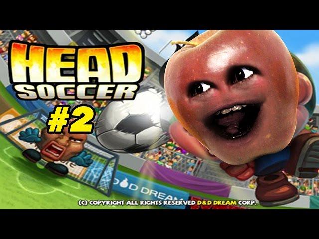 Midget Apple - Head Soccer #2: Heads up!