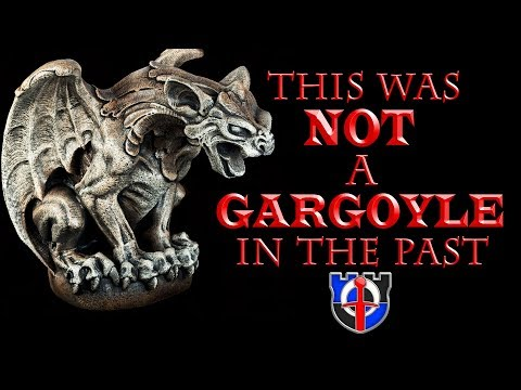 The historical origin of Gargoyles