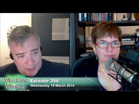 Windows Weekly 354: The Foley Effect