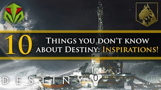 Destiny - 10 Things you don