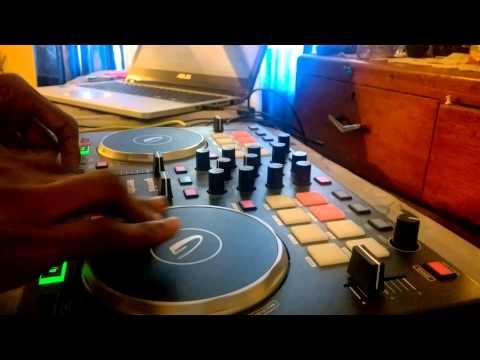 Mixing on a Gemini Slate - DjOLY