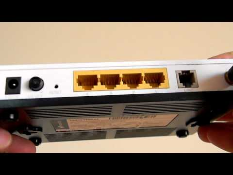 Modem Router Inalámbrico ADSL2+ de 54Mbps  TD-W8901G ayuda 001.MOV