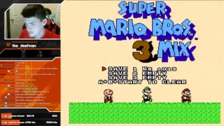 SMB3mix Race with Gadien and Arobam