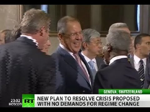 Path for Peace: Russia &#038; West agree on transition government for Syria