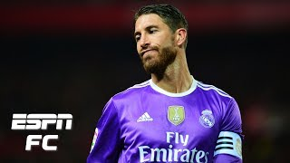 On this date: Sergio Ramos' own goal dooms Real Madrid's 40-game unbeaten run | ESPN FC Archive