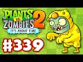 Plants vs. Zombies 2: It's About Time - Gameplay Walkthrough Part 339 - Easter Springening! (iOS)