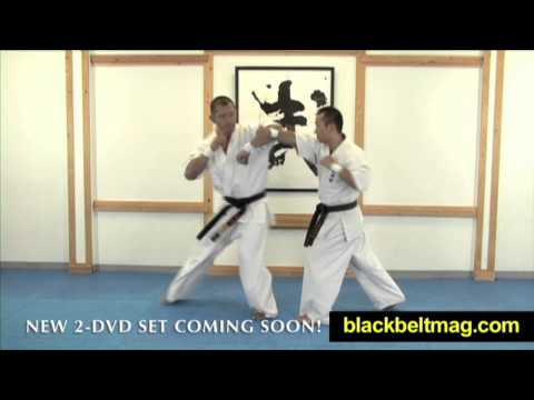 Kyokushin Karate Moves: Kenji Yamaki Full-Contact Karate 2-DVD Set Preview! Image 1