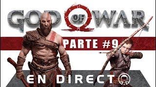 God of War - En directo PS4 - La Fuga de Helheim y Un Camino a Jötunheim - Parte #9