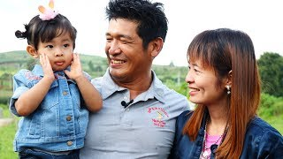 ျပင္ဦးလြင္မွာ ျခံလုပ္ငန္း လုပ္ကိုင္ေနတဲ့ မင္းရဲဆက္ တို႔ မိသားစု