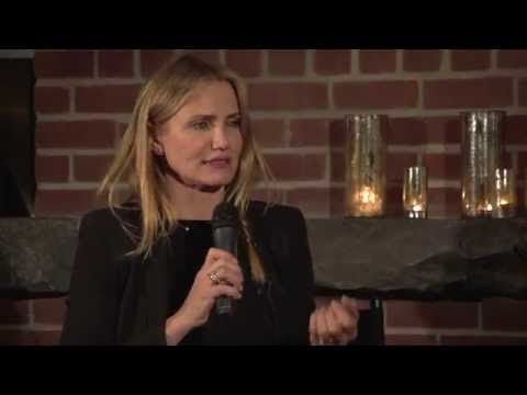 A Conversation with Cameron Diaz presented by the David Lynch Foundation
