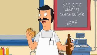 Bob's Burger King Foot Lettuce