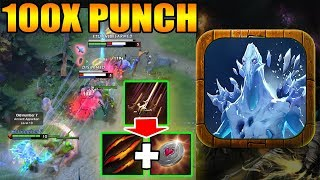 ONE SWASHBUCKLE = FURY SWIPES + LUCKY SHOT Ability Draft Dota 2