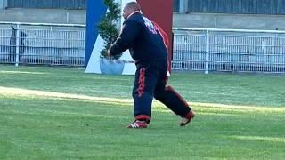 VIPER DU BANC DES HERMELLES finale Ring 2011 à Tavaux, Face