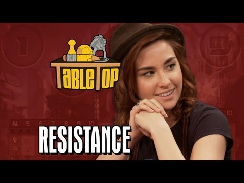 ▶ The Resistance Felicia Day