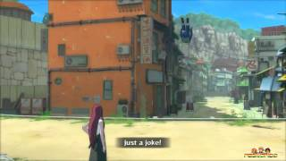 Naruto Shippuden The Movie: 6 - Naruto Shippuden Ultimate Ninja Storm Revolution   Kushina Alternate UJ on Minato
