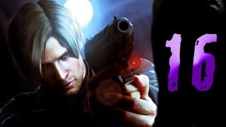 [16] Let's Play Resident Evil 6: Naked Boss