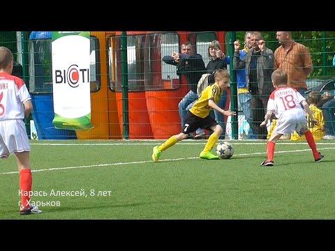 New Messi in Ukraine   В Харькове растет украинский Месси #16 Ukrainian football talent