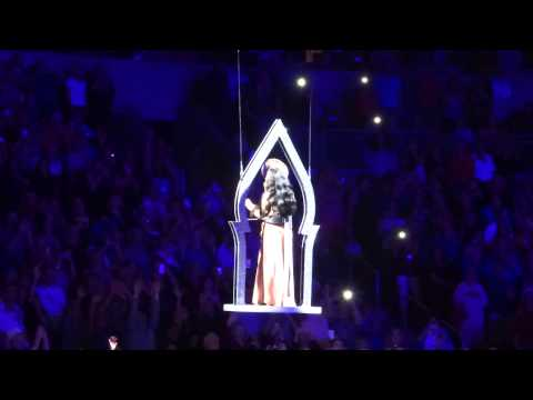 Cher- I Hope You Find It, Dressed To Kill Tour, Key Arena, Seattle, Wa, June 28, 2014 video