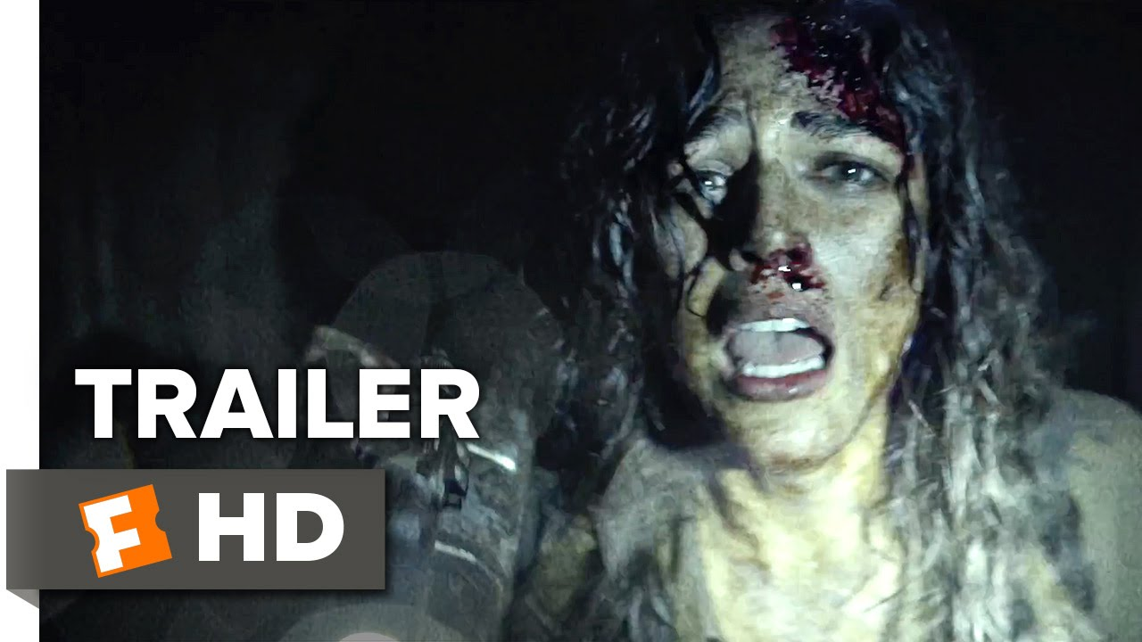 Blair Witch Official Comic Con Trailer 1 (2016) - Horror Sequel HD