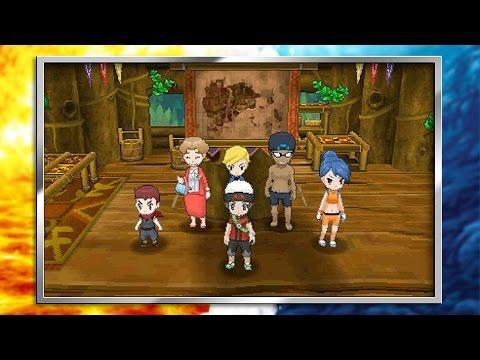 Catch 'em All In Pokémon Omega Ruby And Pokémon Alpha Sapphire! video
