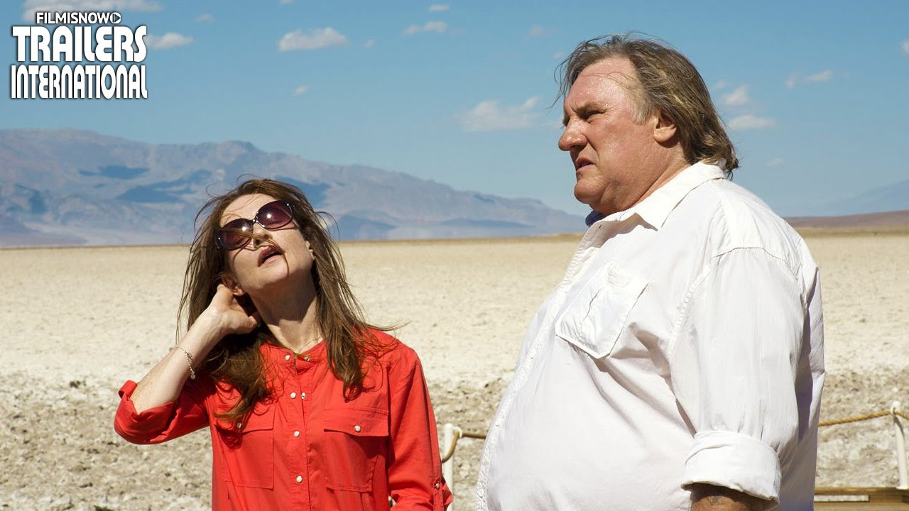 VALLEY OF LOVE ft. Isabelle Huppert & Gerard Depardieu - Official Trailer [HD]