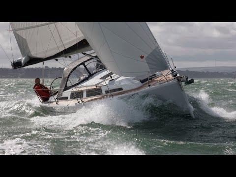 Hanse 345 Boat Review