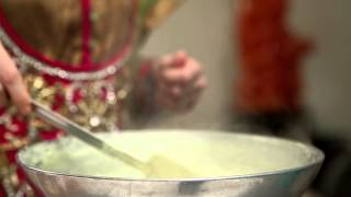 #Diwali Special - Liquid Kesar Pedha - Easy Homemade Sweet Dish Recipe By Ruchi Bharani