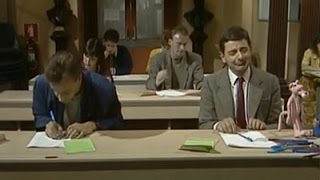 Mr. Bean-The Exam-Funny Bangla Dubbing-The LOL Productions