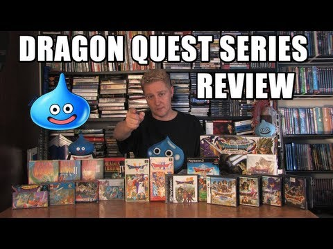 DRAGON QUEST SERIES REVIEW PART 1